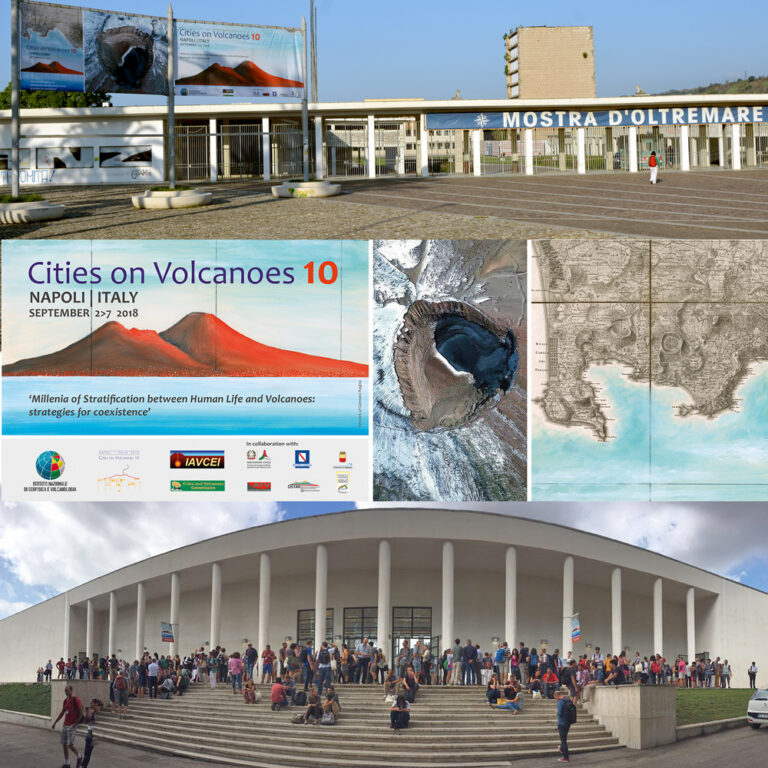 INGV Cities on Volcanoes 10
